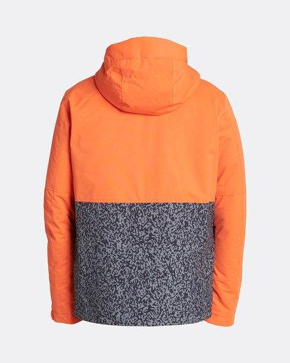1 Fifty50 10K Snow Jacket Orange L6JM04BIF8 Billabong