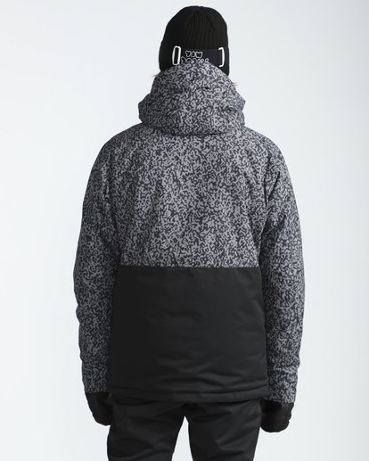 5 Fifty50 10K Snow Jacket Gris L6JM04BIF8 Billabong