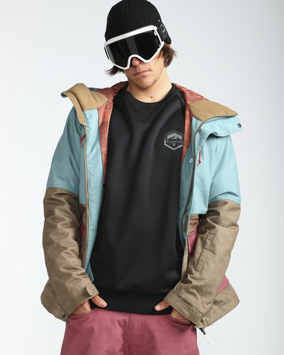 4 Fifty50 10K Snow Jacket Blau L6JM04BIF8 Billabong