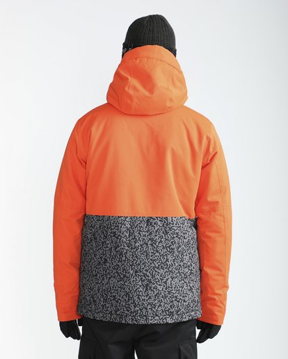 5 Fifty50 10K Snow Jacket Orange L6JM04BIF8 Billabong