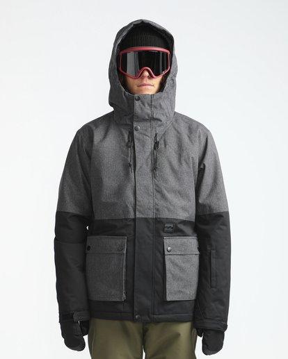 2 Fifty50 10K Snow Jacket Gris L6JM04BIF8 Billabong