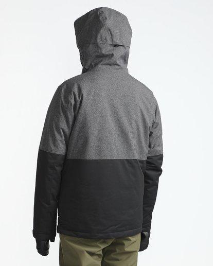 2 Fifty50 10K Snow Jacket Gray L6JM04BIF8 Billabong