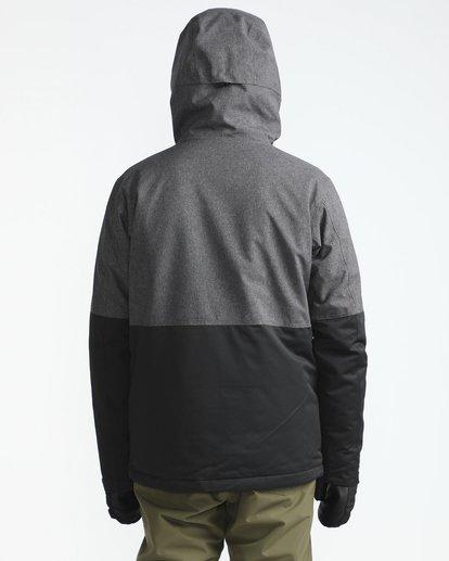 3 Fifty50 10K Snow Jacket Gray L6JM04BIF8 Billabong