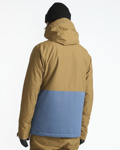 2 Fifty50 10K Snow Jacket Azul L6JM04BIF8 Billabong