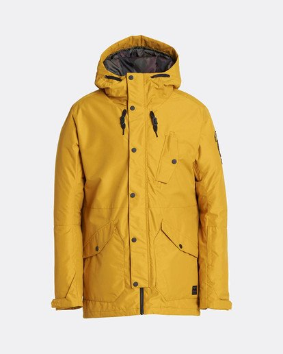 0 Adversary 10K Primaloft Snow Jacket Beige L6JM05BIF8 Billabong
