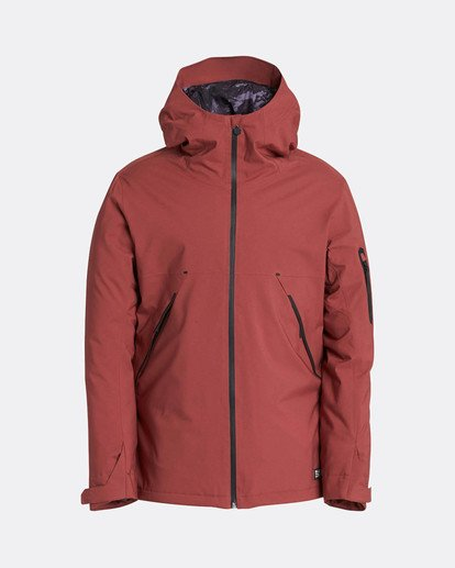 0 Expedition 15K Stretch Snow Jacket Braun L6JM08BIF8 Billabong