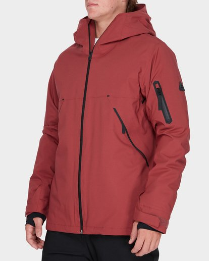 1 EXPEDITION SNOW JACKET Brown L6JM08S Billabong