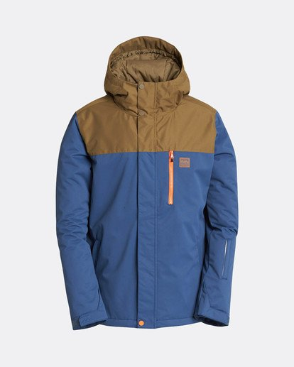7 Pilot 10K Snow Jacket Azul L6JM12BIF8 Billabong