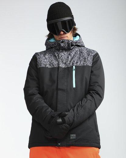 7 Pilot 10K Snow Jacket Gris L6JM12BIF8 Billabong