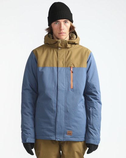 0 Pilot 10K Snow Jacket Azul L6JM12BIF8 Billabong
