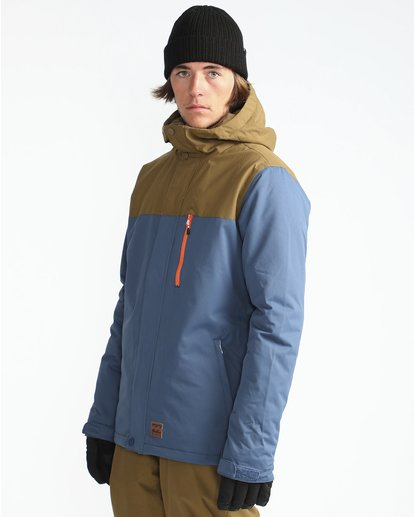 1 Pilot 10K Snow Jacket Azul L6JM12BIF8 Billabong