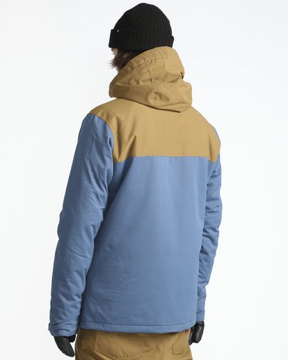 2 Pilot 10K Snow Jacket Azul L6JM12BIF8 Billabong