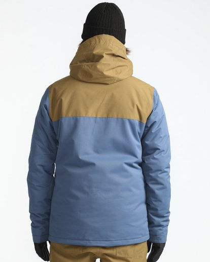 3 Pilot 10K Snow Jacket Azul L6JM12BIF8 Billabong