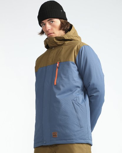 4 Pilot 10K Snow Jacket Azul L6JM12BIF8 Billabong