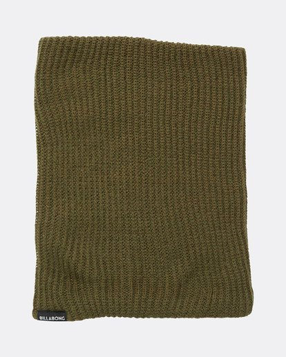 2 Allday Neckwarmer Marron L6NW01BIF8 Billabong