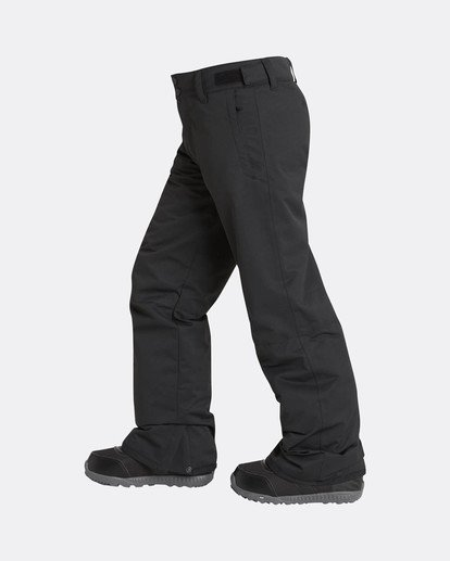 1 Boys Grom Snow Pants Schwarz L6PB01BIF8 Billabong