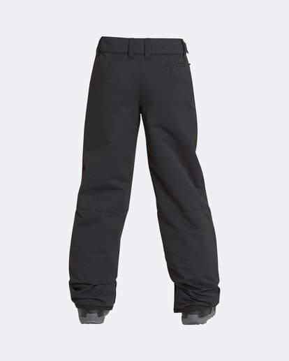 2 Boys Grom Snow Pants Schwarz L6PB01BIF8 Billabong