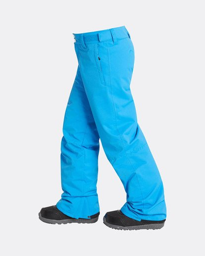 1 Boys Grom Snow Pants Azul L6PB01BIF8 Billabong