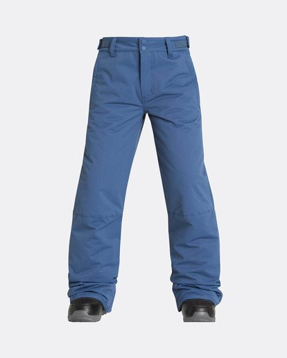 0 Boys Grom Snow Pants Azul L6PB01BIF8 Billabong