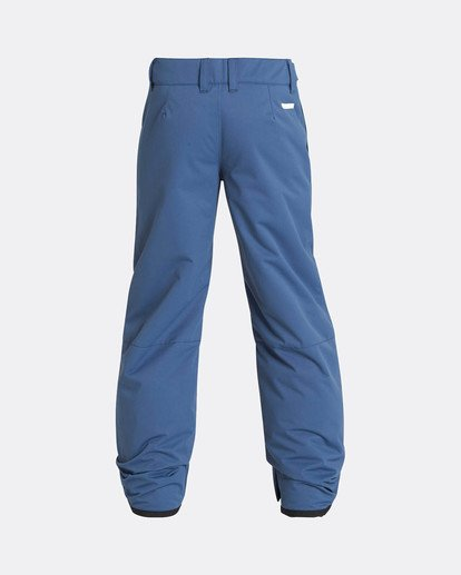 2 Boys Grom Snow Pants Azul L6PB01BIF8 Billabong