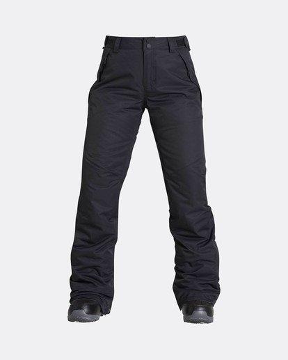 0 Malla 10K Snow Pants Schwarz L6PF01BIF8 Billabong