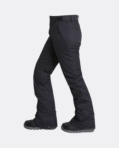 6 Malla 10K Snow Pants Schwarz L6PF01BIF8 Billabong