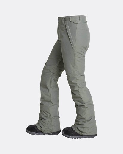 1 Malla 10K Snow Pants Grün L6PF01BIF8 Billabong