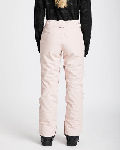 6 Malla 10K Snow Pants Pink L6PF01BIF8 Billabong