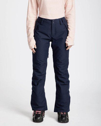 0 Malla 10K Snow Pants Azul L6PF01BIF8 Billabong