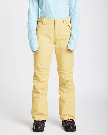 0 Malla 10K Snow Pants Beige L6PF01BIF8 Billabong
