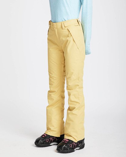 1 Malla 10K Snow Pants Beige L6PF01BIF8 Billabong
