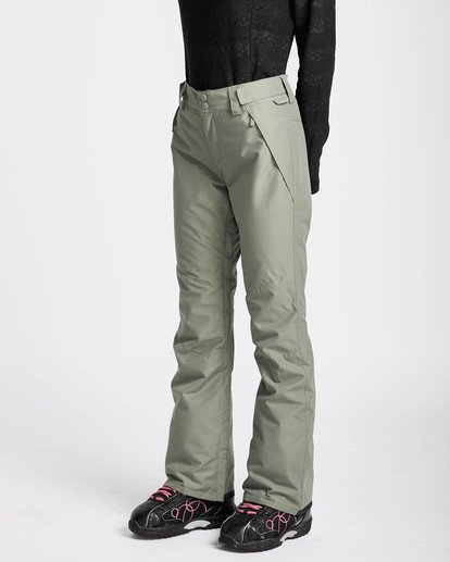 4 Malla 10K Snow Pants Grün L6PF01BIF8 Billabong