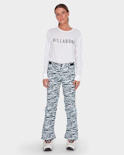 0 Malla Snow Pant Black L6PF01S Billabong