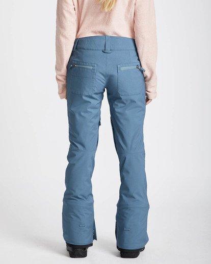 3 Terry 10K Stretch Snow Pants Marron L6PF02BIF8 Billabong