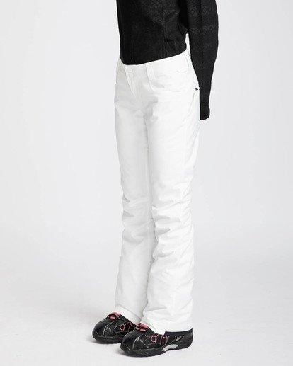 1 Terry 10K Stretch Snow Pants Blanco L6PF02BIF8 Billabong