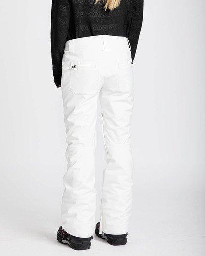 2 Terry 10K Stretch Snow Pants Blanco L6PF02BIF8 Billabong