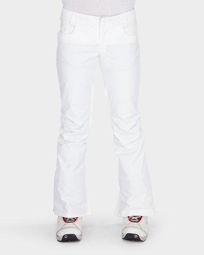 3 TERRY SNOW PANT White L6PF02S Billabong