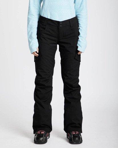 0 Nela 10K Stretch Snow Pants Negro L6PF03BIF8 Billabong