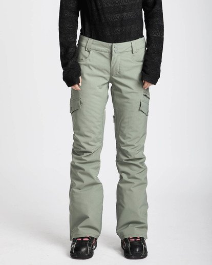 0 Nela 10K Stretch Snow Pants Verde L6PF03BIF8 Billabong