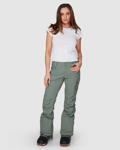 0 NELA SNOW PANT Green L6PF03S Billabong