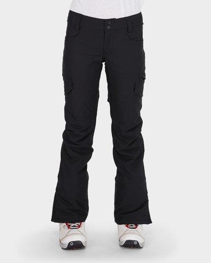 3 NELA SNOW PANT Black L6PF03S Billabong