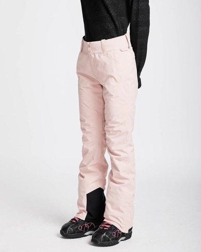 1 Gaia 45K Primaloft Snow Pants Pink L6PF04BIF8 Billabong