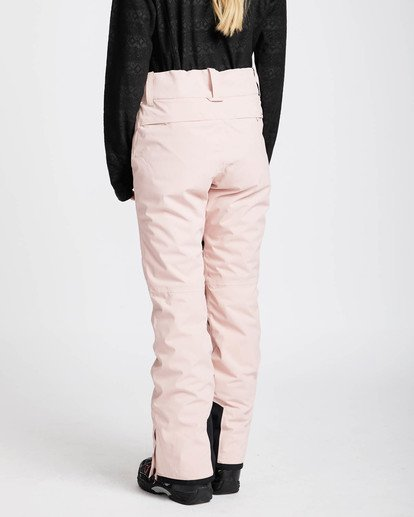 2 Gaia 45K Primaloft Snow Pants Pink L6PF04BIF8 Billabong