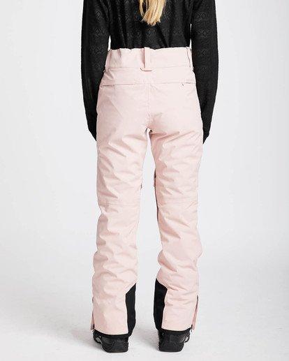 3 Gaia 45K Primaloft Snow Pants Pink L6PF04BIF8 Billabong
