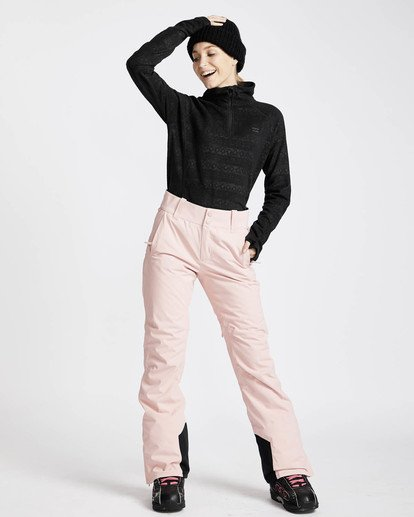 4 Gaia 45K Primaloft Snow Pants Pink L6PF04BIF8 Billabong