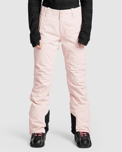 1 GAIA INSULATED SNOW PANT Pink L6PF04S Billabong