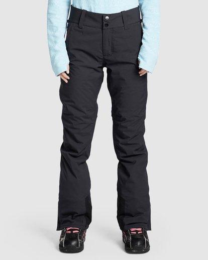 1 GAIA INSULATED SNOW PANT Black L6PF04S Billabong
