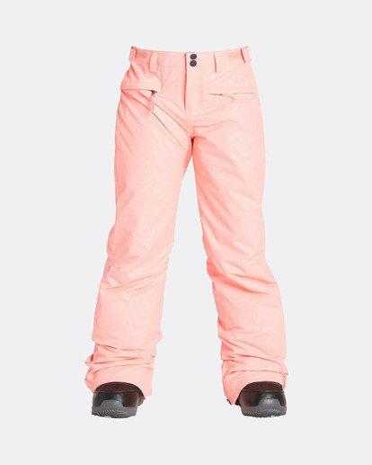 0 Teen Girls Alue Snow Pants Rose L6PG01BIF8 Billabong