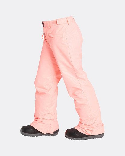 1 Teen Girls Alue Snow Pants Rose L6PG01BIF8 Billabong