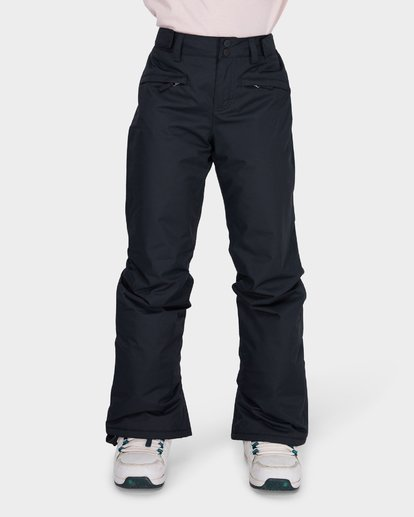 3 TEEN ALUE SNOW PANT Black L6PG01S Billabong
